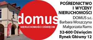 DOMUS - Pośrednictwo i wycena nieruchomości